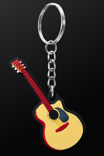 Keyring Acoustic Guitar