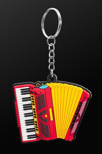 Keyring Piano Accordion