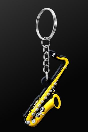 Keyring Tenor Saxophone
