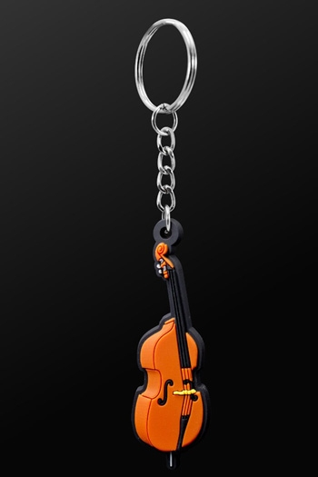 Keyring Double Bass