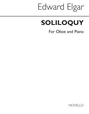 Soliloquy (2nd Edition) Oboe & Piano (Novello)