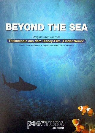 Beyond The Sea Voice Piano(Charles Trenet)