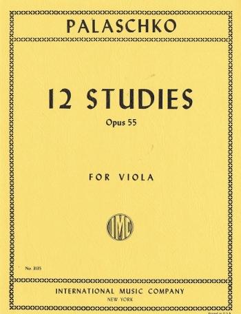 12 Studies Viola