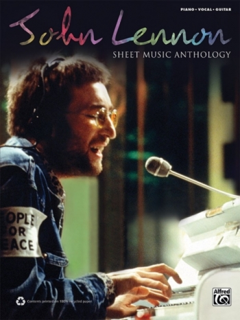 John Lennon Sheet Music Anthology: Piano Vocal Guitar