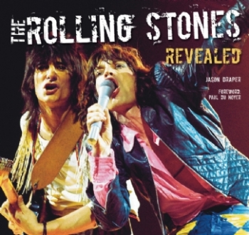 The Rolling Stones Revealed: Hardback Book