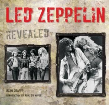 Led Zeppelin Revealed: Hardback Book
