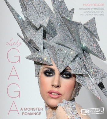 Lady Gaga A Monster Romance Hardback Book