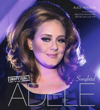 Adele Songbird Hardback Book
