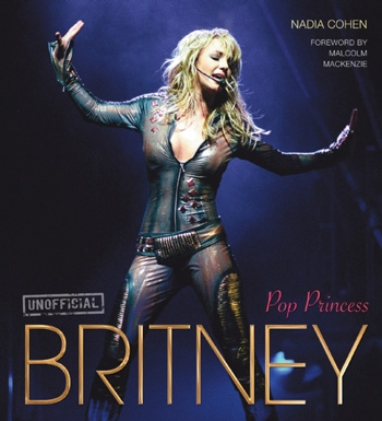 Britney Pop Princess Hardback Book
