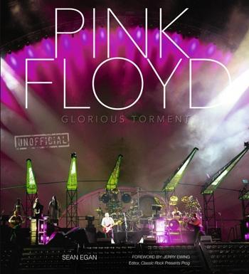 Pink Floyd Glorious Torment Hardback Book