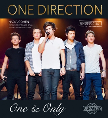 One Direction One & Only Hardback Book