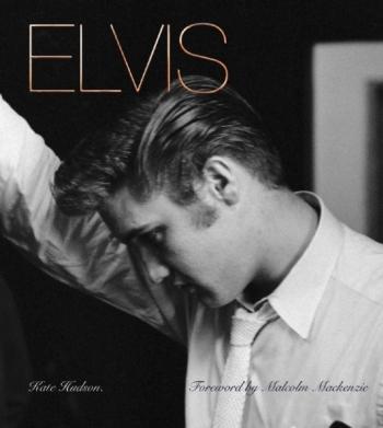 Elvis Hardback Book