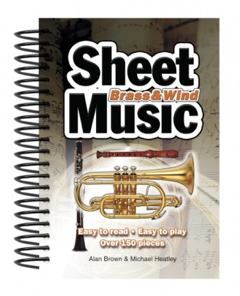 Brass & Wind Sheet Music Melody Line & Chords