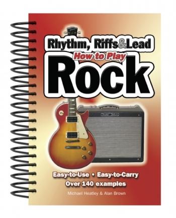 How To Play Rhythm, Riffs & Lead Rock Guitar