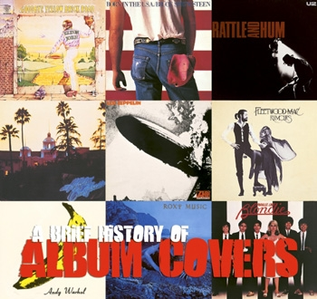 A Brief History Of Album Covers  Book