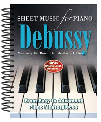 Sheet Music For Piano Debussy