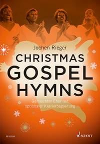 Christmas Gospel Hymns For Mixed Choir (Rieger)