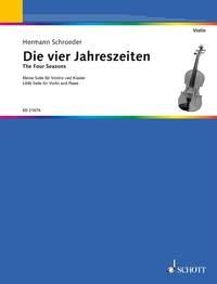 The Four Seasons Little Suite: Violin & Piano (Schott)