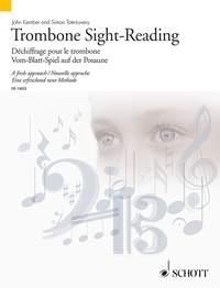Sight-Reading: Bk 1: Trombone (kember)
