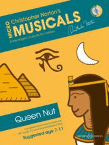 Micro Musicals: Queen Nut Age 7-11 Christopher Norton    Book & Cd