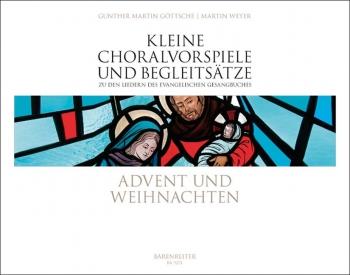 Advent Und Weihnachten Organ (Barenreiter)