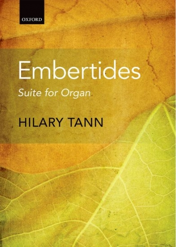 Embertides: Suite For Organ (Oxford)