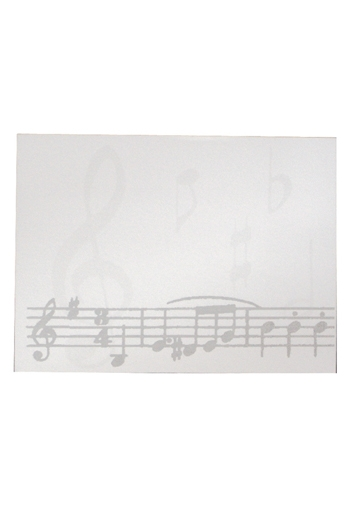 Sticky Notes: Music Notes