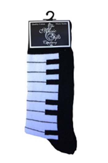 Socks With Keyboard Design