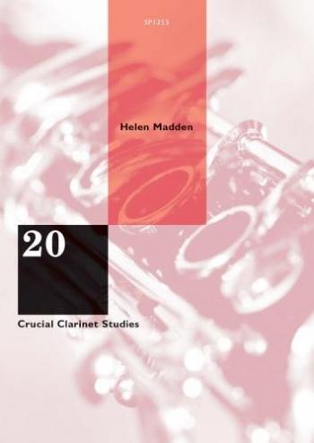 20 Crucial Clarinet Studies: Clarinet