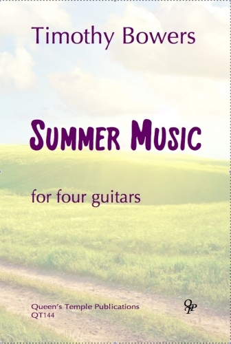Summer Music: 4 Guitars