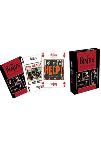 Playing Cards - Beatles Singles