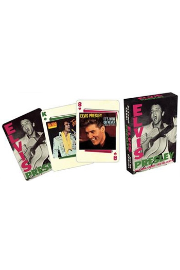 Playing Cards - Elvis Presley Product Covers