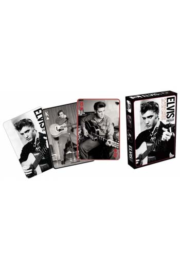 Playing Cards - Elvis Presley