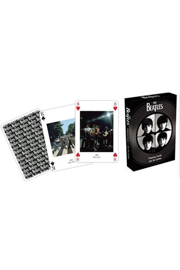 Playing Cards - Beatles