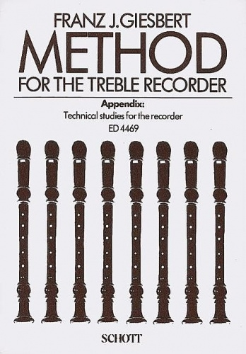 Giesbert: Method For Treble Recorder: Treble Recorder Solo