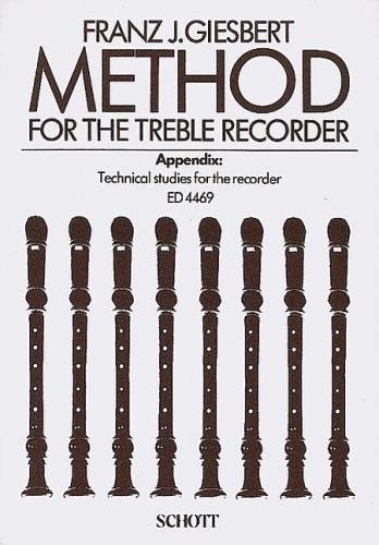 Giesbert: Method For Treble Recorder: Treble Recorder Solo