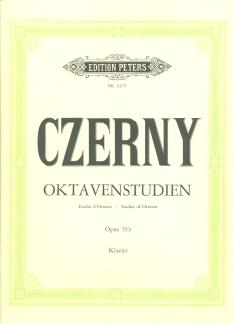 6 Octave Studies: Op553: Piano Studies (Peters)