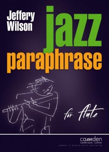 Jazz Paraphrase For Flute Studies (wilson)
