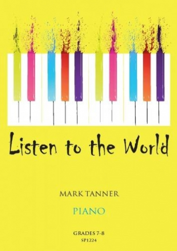 Listen To The World: Piano: Grade 7 - 8