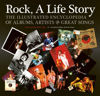 Rock A Life Story The Illustrated Encyclopedia Of Albums