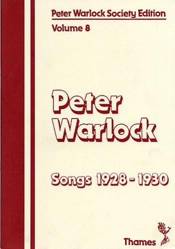 Songs Vol 8: Album: Vocal & Piano (Thames)