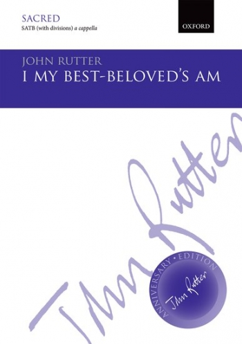 I My Best-Beloved's Am: Vocal: SATB (with Divisions) Unaccompanied