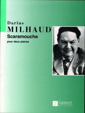 Scaramouche: Pour Deux Piano - 2 Pianos, 4 Hands (Salabert)