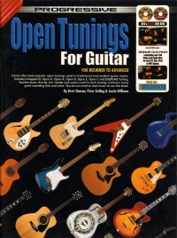 Progressive Guitar Open Tunings For Guitar Beginner To Advanced
