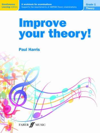 Improve Your Theory! Grade 1 (Paul Harris)