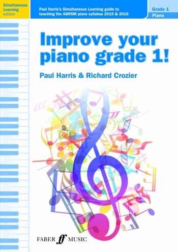 Improve Your Piano Grade 1 Piano (Harris & Crozier)