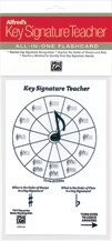 Alfred: Key Signature Teacher: All In One Flashcard (White)