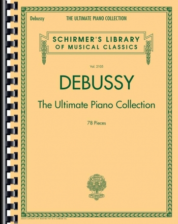 The Ultimate Piano Collection: 78 Pieces Piano Solo (Schirmer)