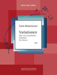 Variations On Folksongs: Op.105 and 107: Piano (Weiner Urtext)