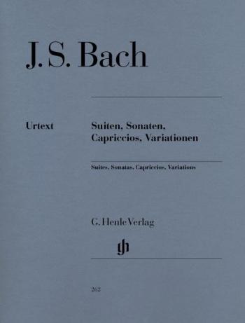 Suites Sonatas Capriccios Variations: Piano (Henle)